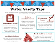 Safety must be the top priority for service members and their families at MacDill Air Force Base, Florida. Follow these tips to ensure a day at the beach or the pool is both fun and safe.