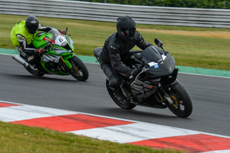 Snetterton Motorcycle Track Day