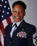 Official Photo, Chief Master Sgt. Yasmeen A. Wilson