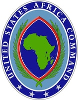 U.S. Africa Command logo. DoD graphic