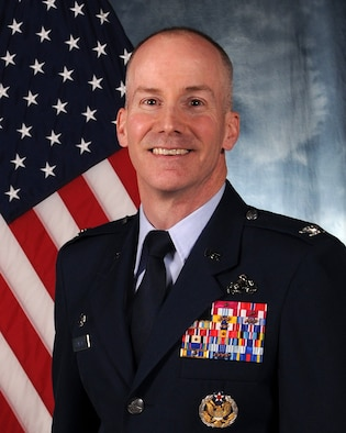 Col. Sean P. Larkin is the commander of the National Air and Space Intelligence Center at Wright-Patterson Air Force Base, Ohio. (Courtesy photo)