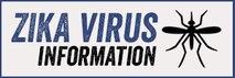 Zika Virus Graphic.