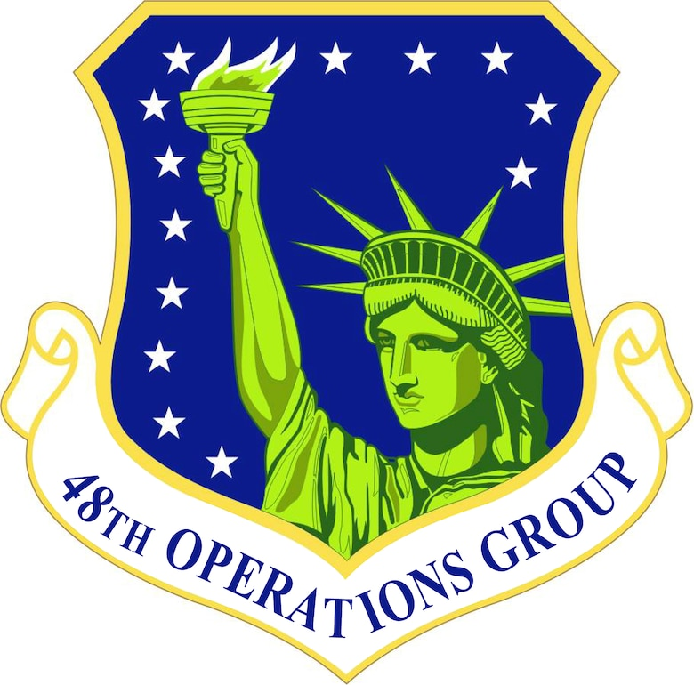 48th Operations official unit patch