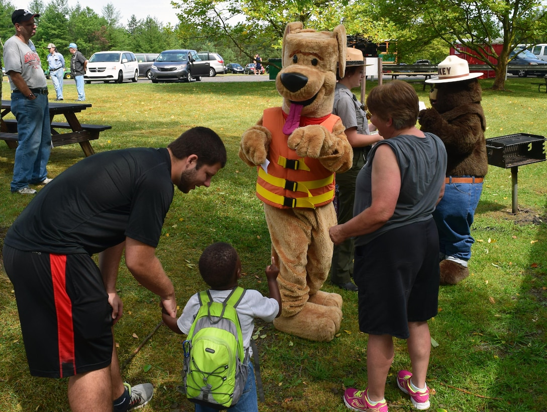 The U.S. Army Corps of Engineers Pittsburgh District Shenango River Lake partnered with local organizations to hold the 13th Annual Leslie Sparano Memorial Summer Fest July 22.