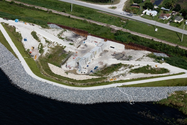 Rehabilitation efforts continue on the Herbert Hoover Dike. The Corps continues work on 32 federal water control structures, also known as culverts, scattered around Lake Okeechobee that are seen as posing the greatest threat to the dike.