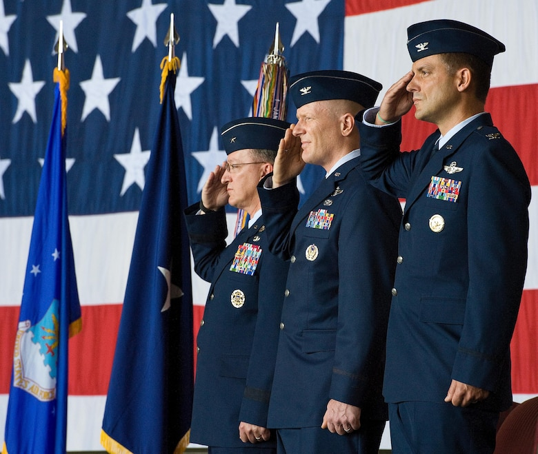 86fe630810d Griffin takes command   Dover Air Force Base   News