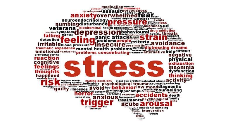 Stress graphic (courtesy graphic)