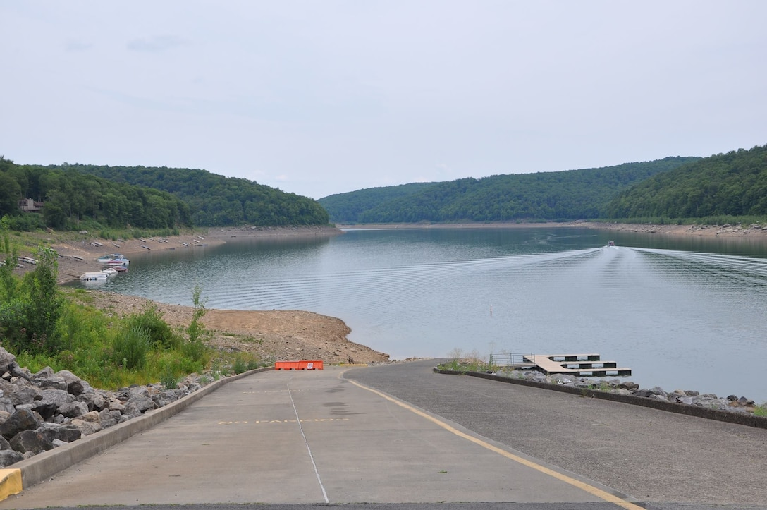 EAST BRANCH LAKE - The East Branch Dam boat launch ramp will close August 15 due to falling lake levels.  The ramp will be closed to trailered vessels, however the lake will remain open to hand-carried boats such as kayaks and canoes. Boat owners still docked on the lake should remove their vessels before Monday, August 15.