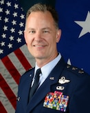 Major General Eric S. Overturf official biography photo