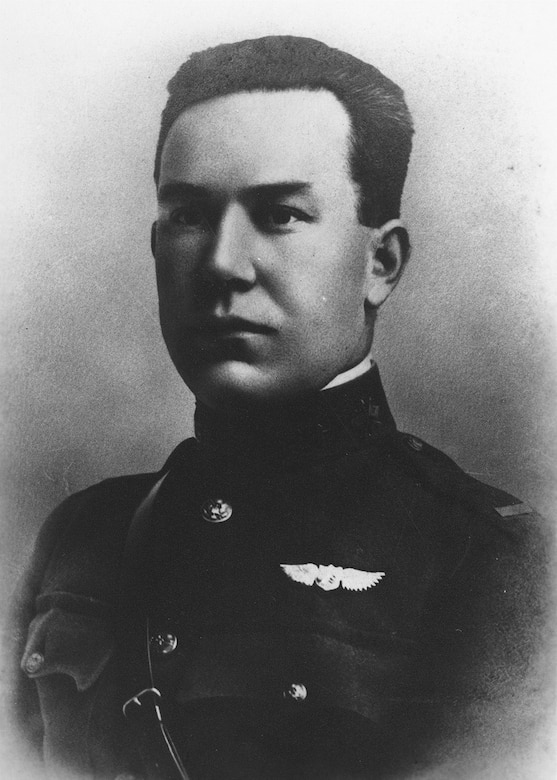 Lt. Ervin Shaw served as a pilot for the Royal Canadian Air Force during World War I after serving in the United States Army. Shaw Air Force Base, S.C., will host a 75th anniversary ceremony Sept. 16, 2016, celebrating Shaw Air Force Base and honoring Ervin Shaw, who is the namesake of the base. (Courtesy Photo)