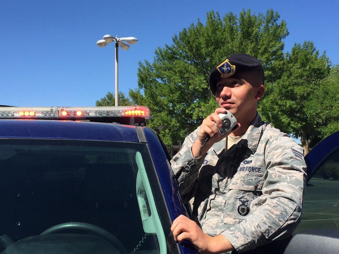 Kirtland Warrior: Senior Airman Raymond Meier, 377th Security Forces Squadron