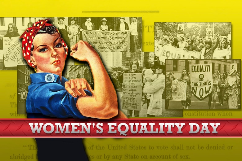 Women's Equality Day is observed on the 26th day of August and commemorates the 1920 passage of the 19th Amendment to the Constitution, which gave women the right to vote. The annual observance has grown to include focusing attention on women's continued efforts toward gaining full equality.