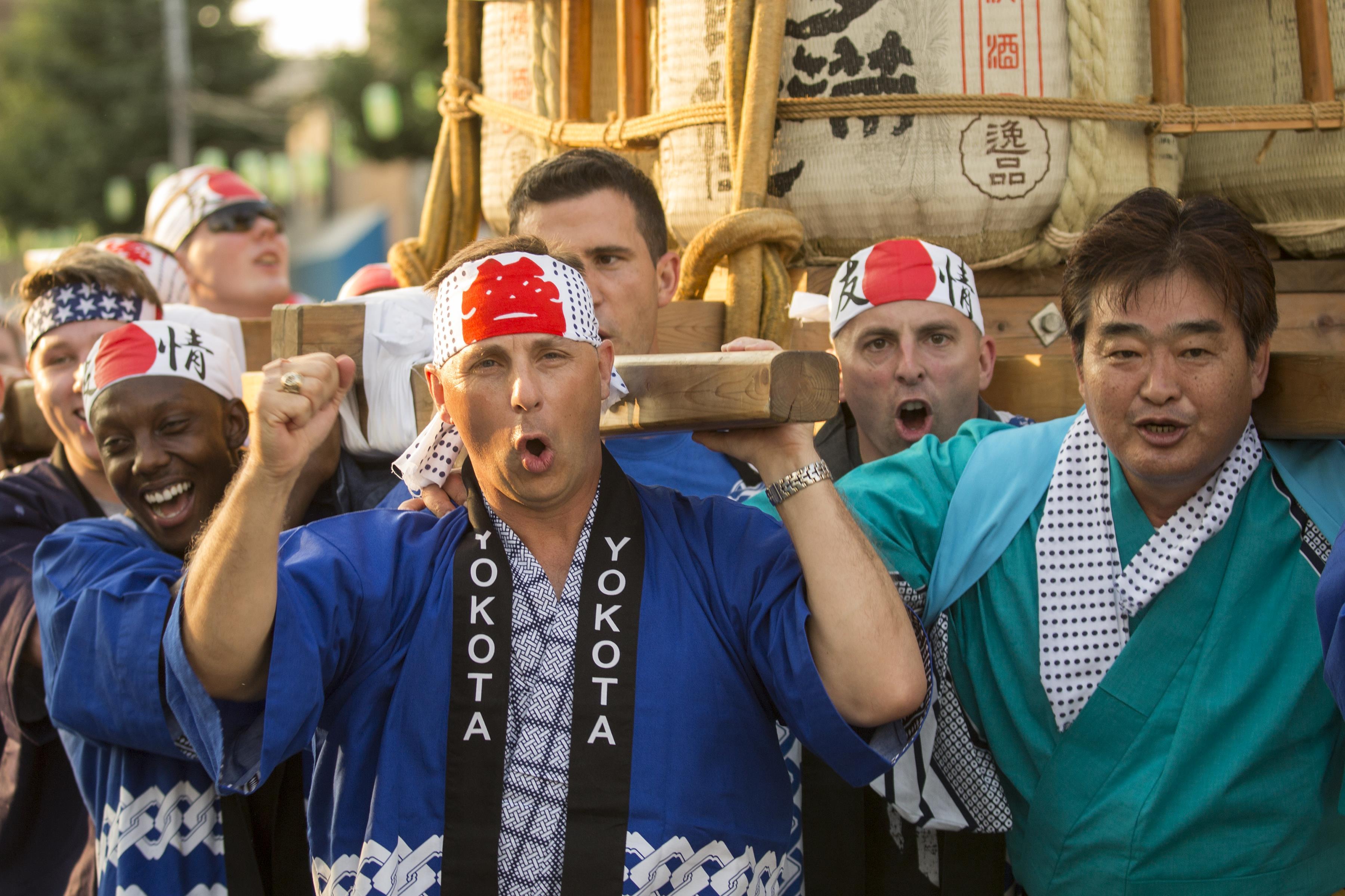 tanabata festival fussa japan