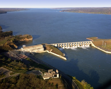 Located near Yankton, S.D., at River Mile 811.1, Lewis & Clark Lake and Gavins Point Dam are nestled in the golden, chalkstone-lined valley of the Missouri River growing into one of the most popular recreation spots in the Great Plains.