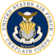 This is the seal for the U.S. Air Force Chaplain Corps.