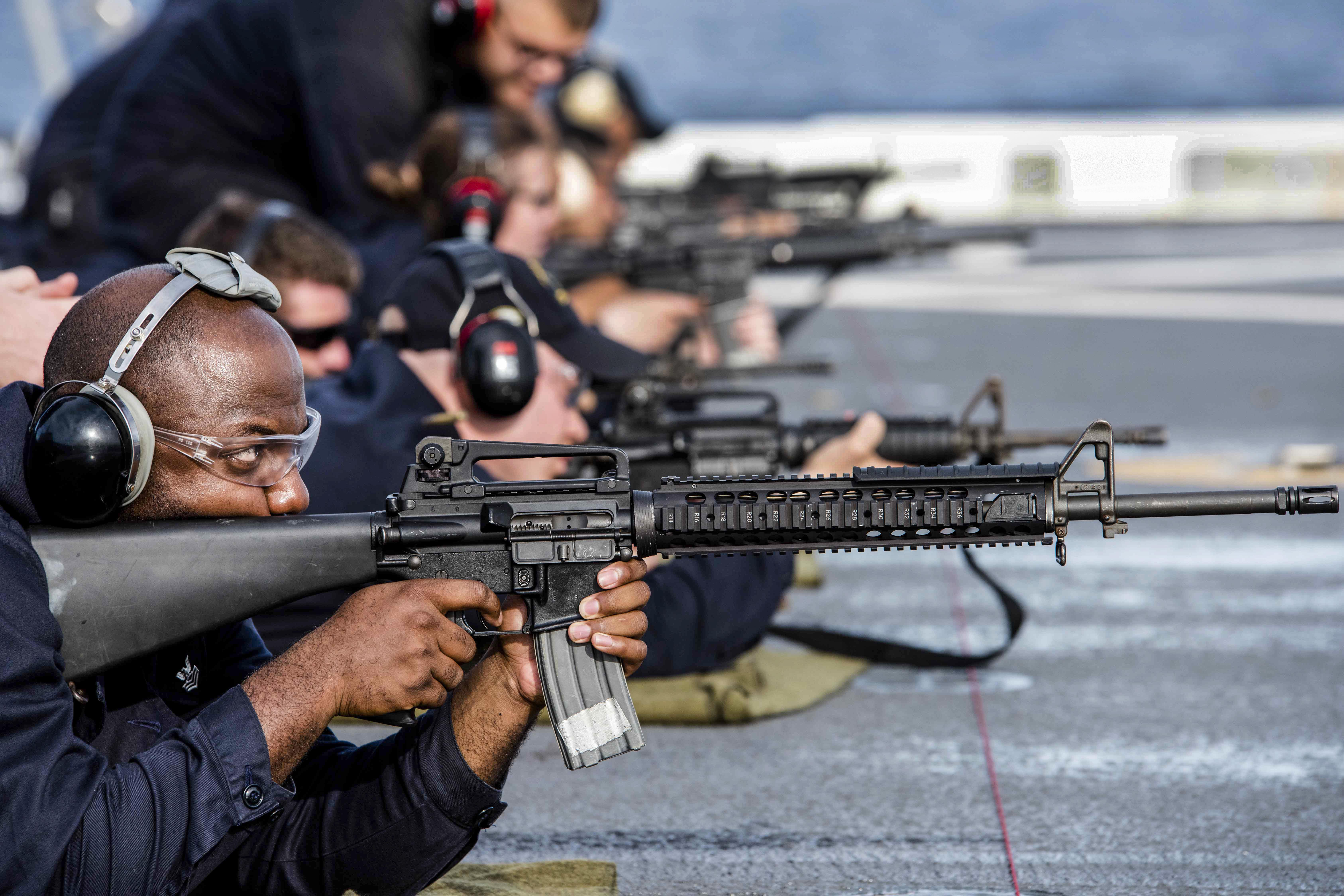 the m16 essay spc nestler essay on accountability 26 january 2010 having the proper  maintaining accountability  there is a range for qualification on the m16 carbine, .