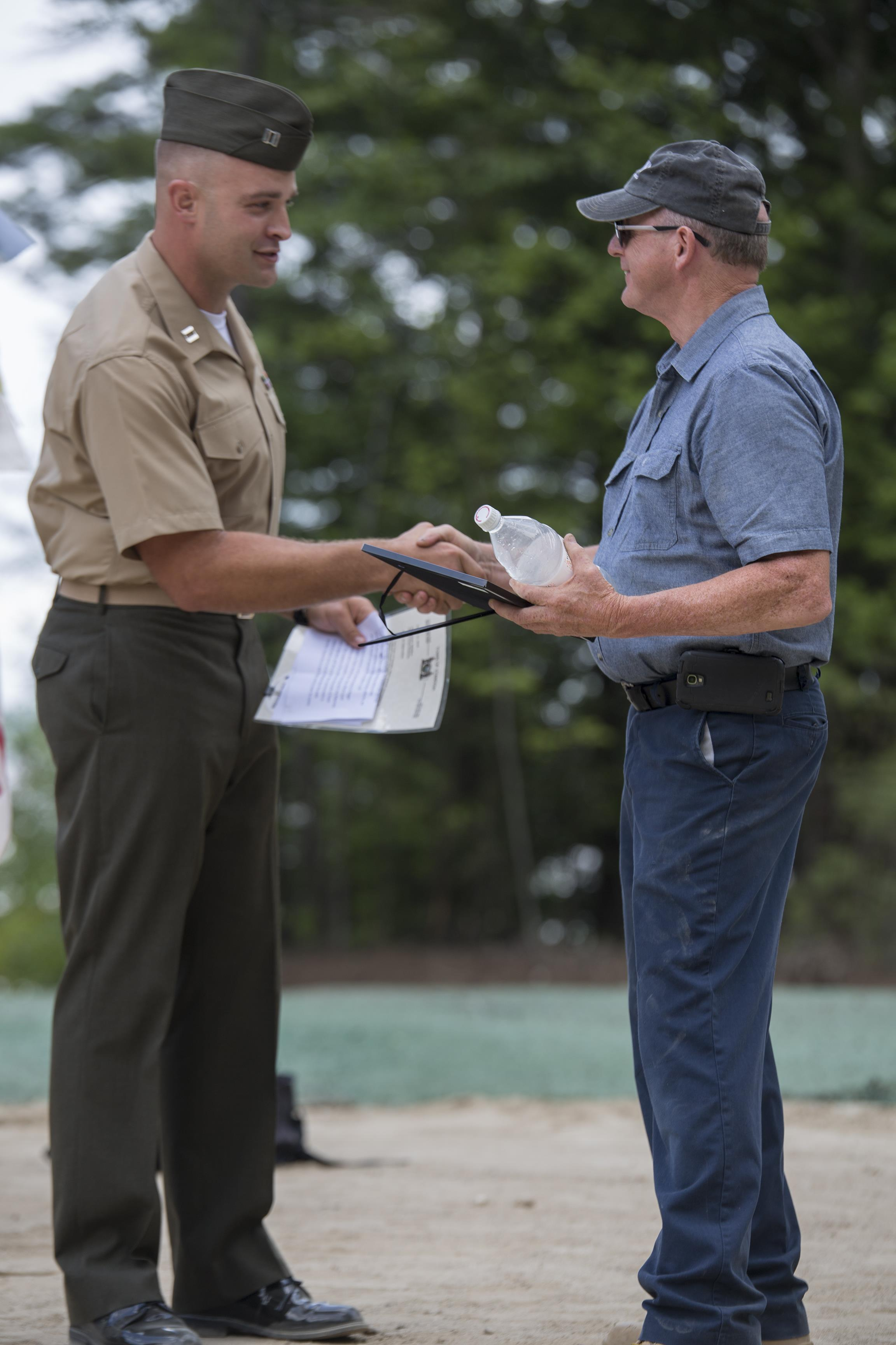U s marine corps forces reserve photos for Public fishing access near me