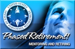 DLA is working on its final rules for phase retirement.