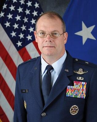 Brigadier General Richard G. Moore, Jr.