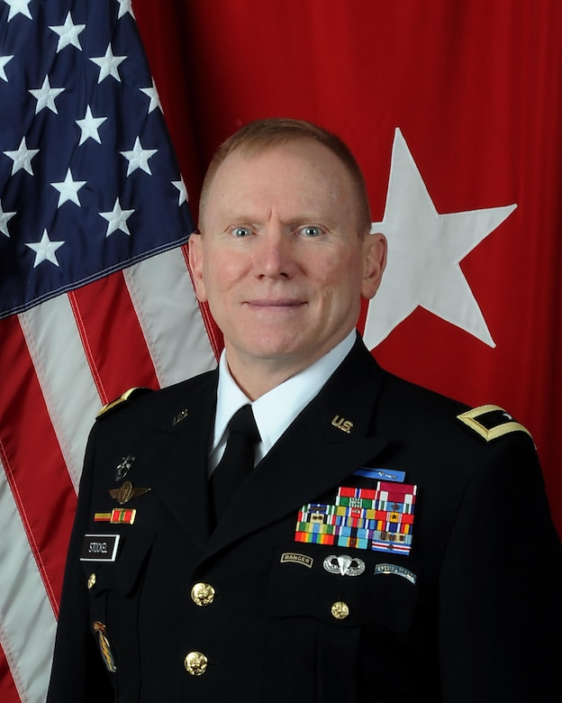 Brigadier General Christopher W. Stockel