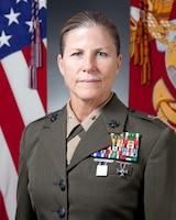Brigadier General Helen G. Pratt