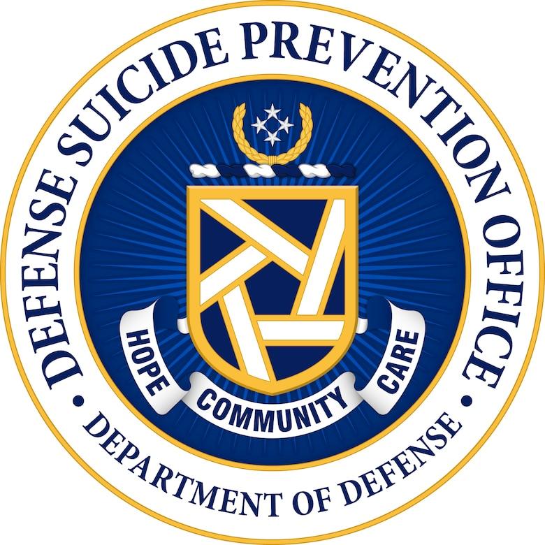 Defense Suicide Prevention Office logo. DoD graphic