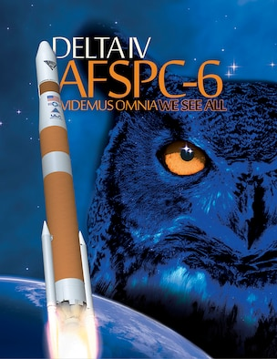 AFSPC-6 Mission Art