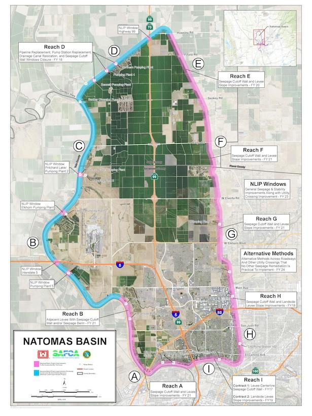 Natomas Basin Levee Improvements