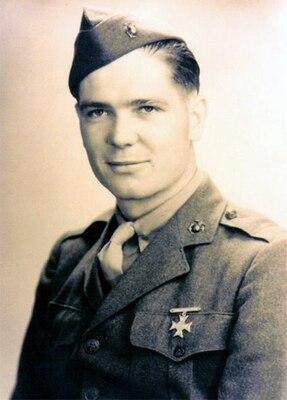 Pfc. George H. Traver