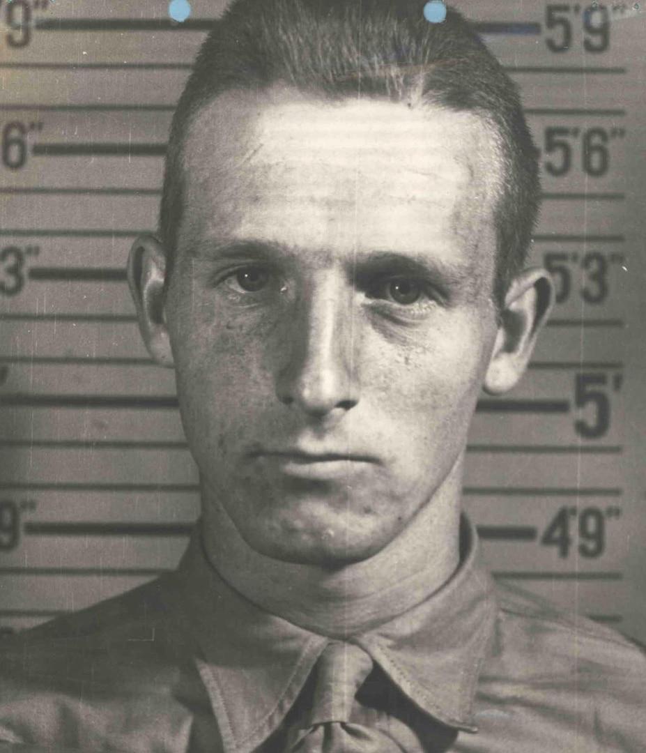 Pfc. James F. Mansfield