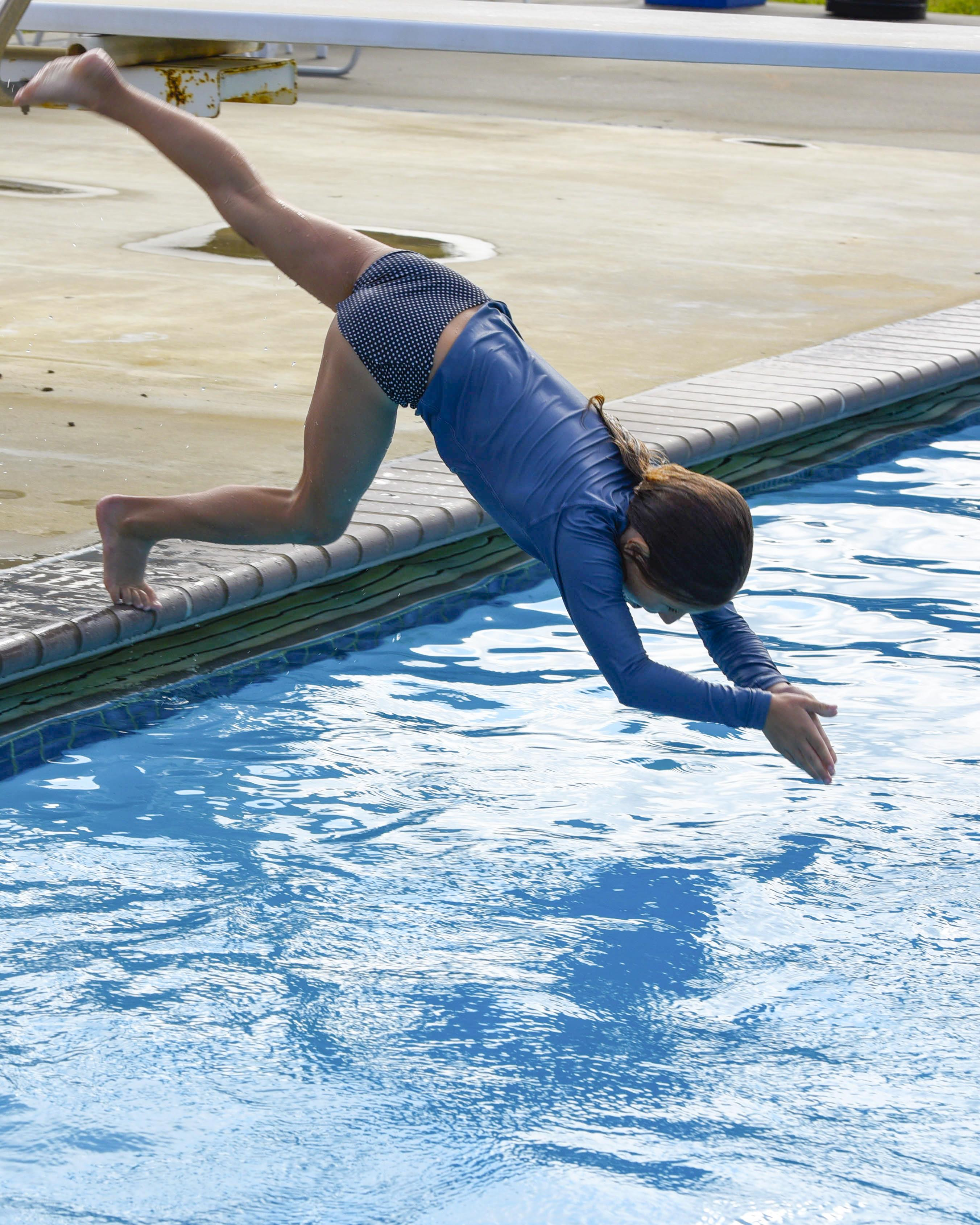 JBA Youth Learn Swim Safety > Joint Base Andrews > Article