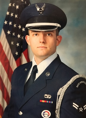 Senior Airman Matthew Ripple, Honor Guardsman of the Month