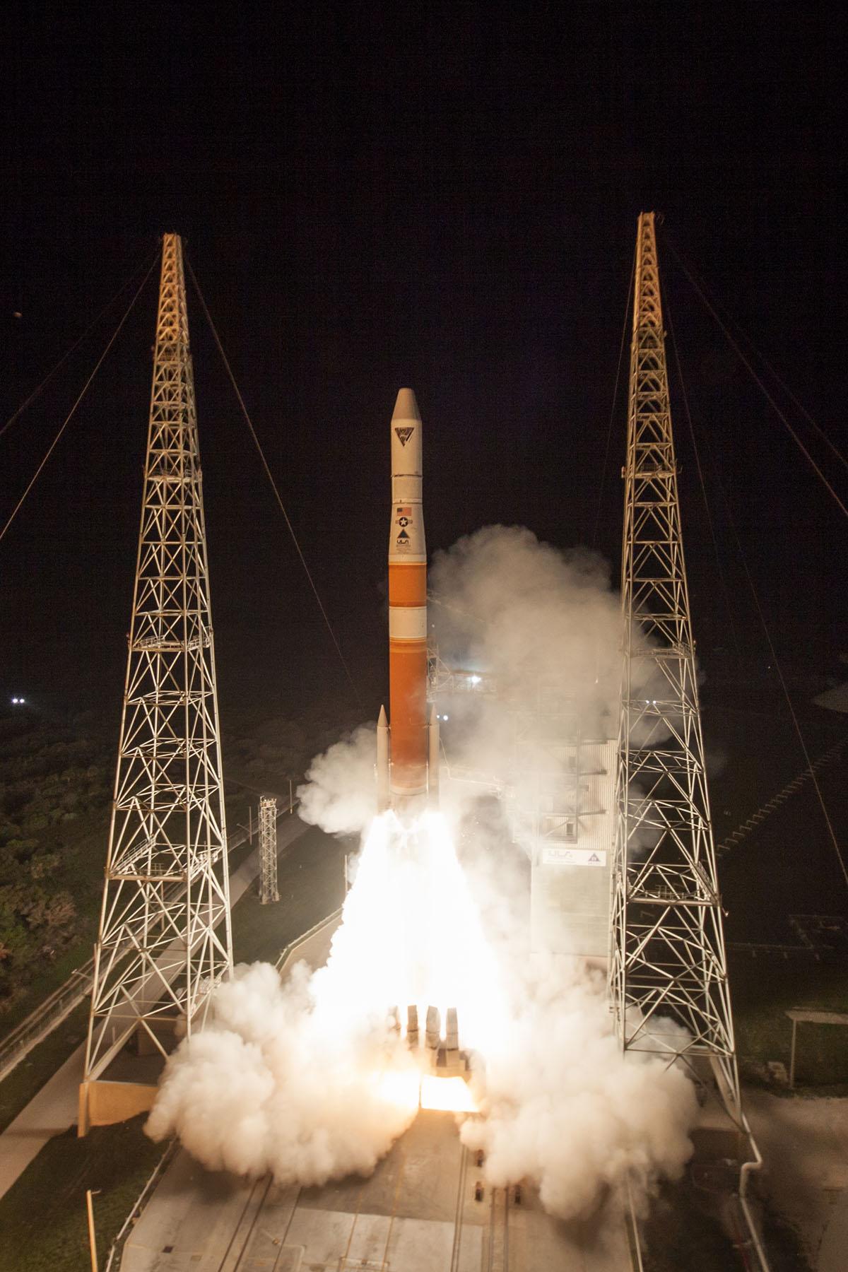 delta space rocket - photo #49