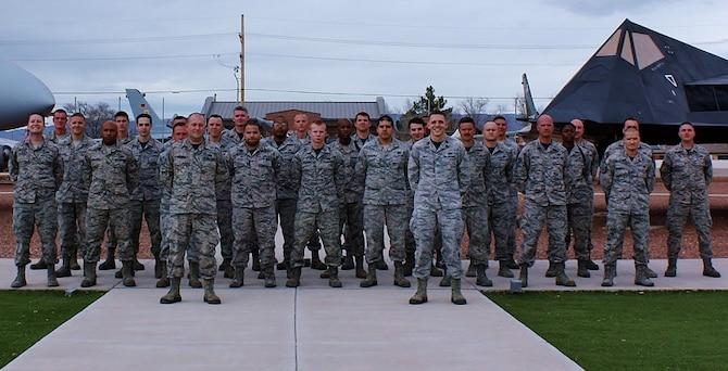 The 372d Training Squadron's Field Training Detachment 10 is located at Holloman AFB, New Mexico.