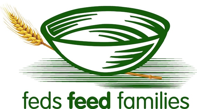 "Deparment of Defense 2016 Feds Feed Families Campaign logo. On June 10, 2016, the U.S. Department of Agriculture kicked off the 8th annual governmentwide Feds Feed Families Food Drive Campaign. The campaign will run through August 31, 2016. The 2016 FFF slogan is ""Feds Fighting Hunger."" Defense Department employees nationwide have been asked to answer the call to fight hunger."