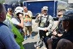 North Carolina National Guard trains with rural responders in hostage, drug lab scenario