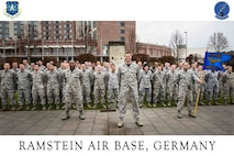 The 691st Cyberspace Operations Squadron, 690th Cyberspace Operations Group, 67th Cyberspace Wing, is located ar Ramstein AB, Germany (Courtesy photo, date unknown).