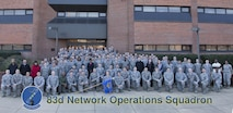 The 83d Network Operations Squadron, 690th Cyberpsace Operations Group, 67th Cyberspace Wing, is located at Fort Eustis-Langley, Va. (Courtesy photo, date unknown)