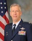 Colonel Robert Burgess official photo