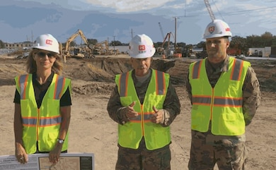 On the Road: Lt. Gen. Todd Semonite, USACE Commanding General and 54th U.S. Army Chief of Engineers, reports from Fargo-Moorhead Diversion on Aug 23, 2016. Click the link to see more...