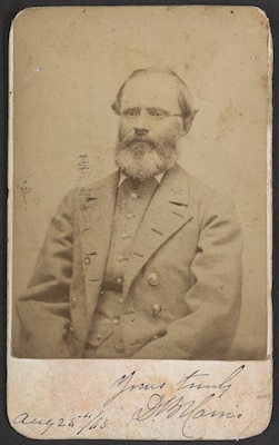 Captain David Harris of the Confederate engineers oversaw placement and construction of the river batteries at Vicksburg.
