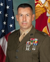 Lieutenant Colonel Brian T. Mulvihill