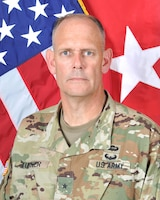 Brigadier General William A. Turner, Deputy Commanding General (Support), 1st Infantry Division
