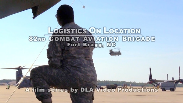 The three-minute video offers a glimpse of just one way DLA supports the warfighter every day.