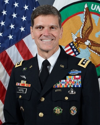 GEN Votel photograph, Commander USCENTCOM