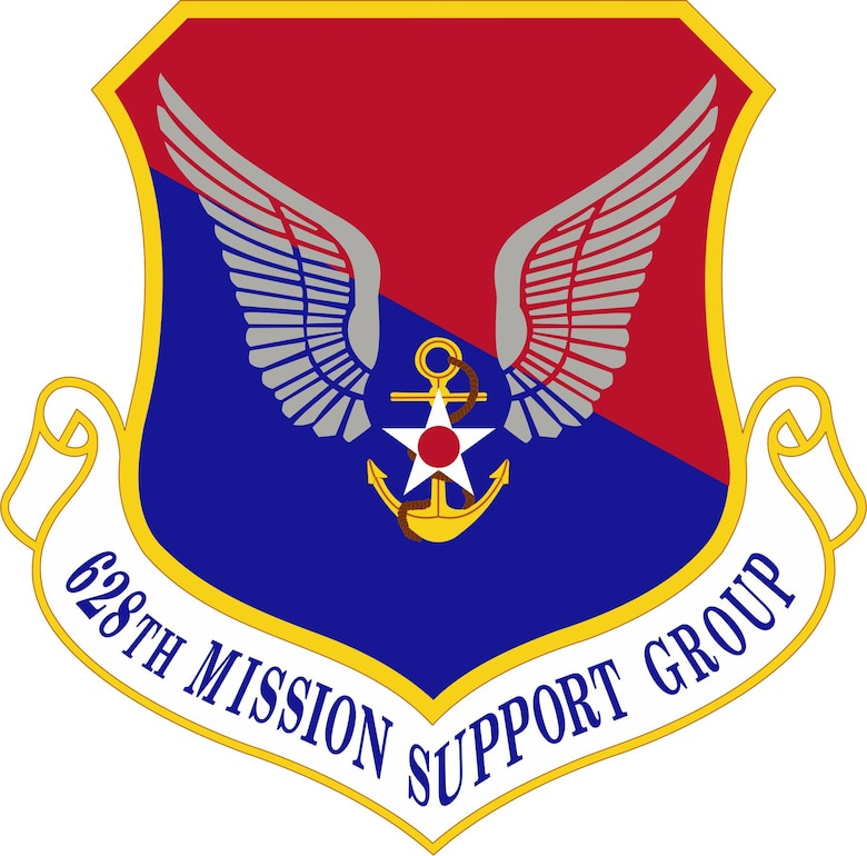 628th Mission Support Group Emblem