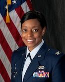 Official photo of Col. Constance Johnson-Cage