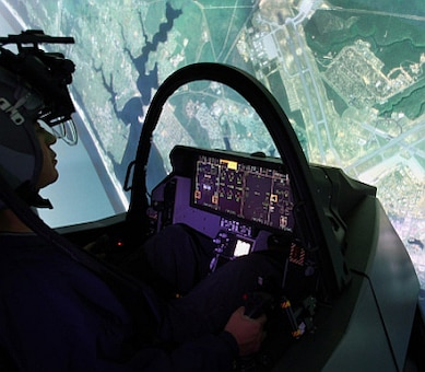 The U.S. Army Corps of Engineers Sacramento District awarded a $5.6 million construction contract on August 24 to small business Provo Wasatch JV, LLC of Orem, Utah, for the second phase of construction of an F-35 Flight Simulator at Hill Air Force Base. (Photo: Lockheed Martin)
