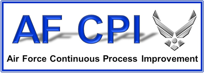 Continuous Process Improvement courses are being offered to individuals with innovative ideas to more efficiently complete the Air Force's everyday missions. If you have an innovative idea call the 366th Force Support Squadron Manpower/CPI team for more information or to schedule classes at 208-828-1454 or the Inspector General's Office at 208-828-4047. (Courtesy Photo by AF CPI)