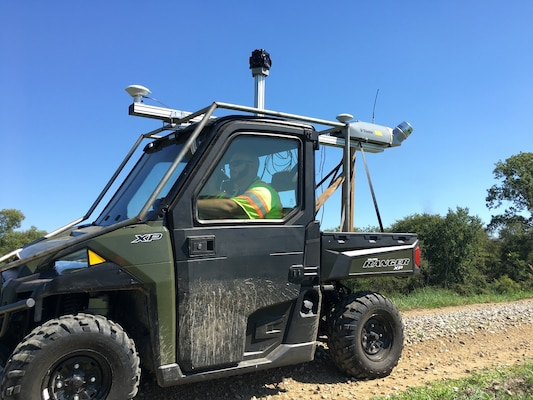 The Huntington District recently integrated two new pieces of equipment into the Geospatial Equipment fleet to help further the options for product deliverable to the District and District partners.